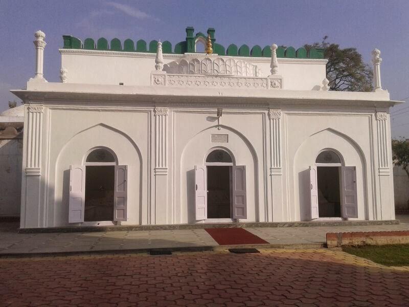 Ahemadnagar Ziyarat-Maharashtra