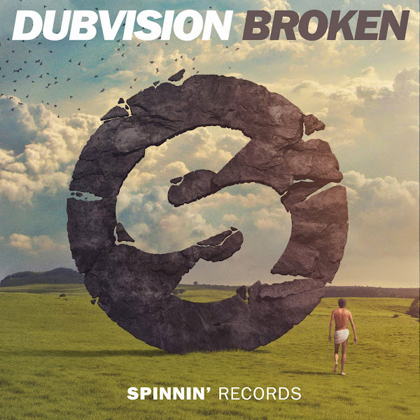 DubVision - Broken - Single Cover