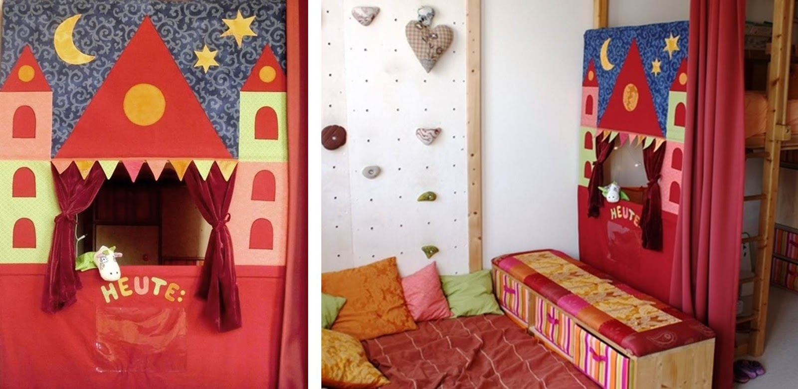 lulina kasperletheater. Black Bedroom Furniture Sets. Home Design Ideas