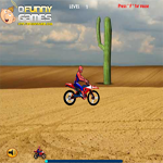 العاب دراجات الرجل العنكبوت