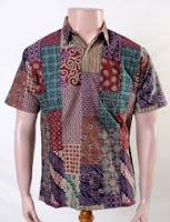 Model Kemeja Batik Pria Modern