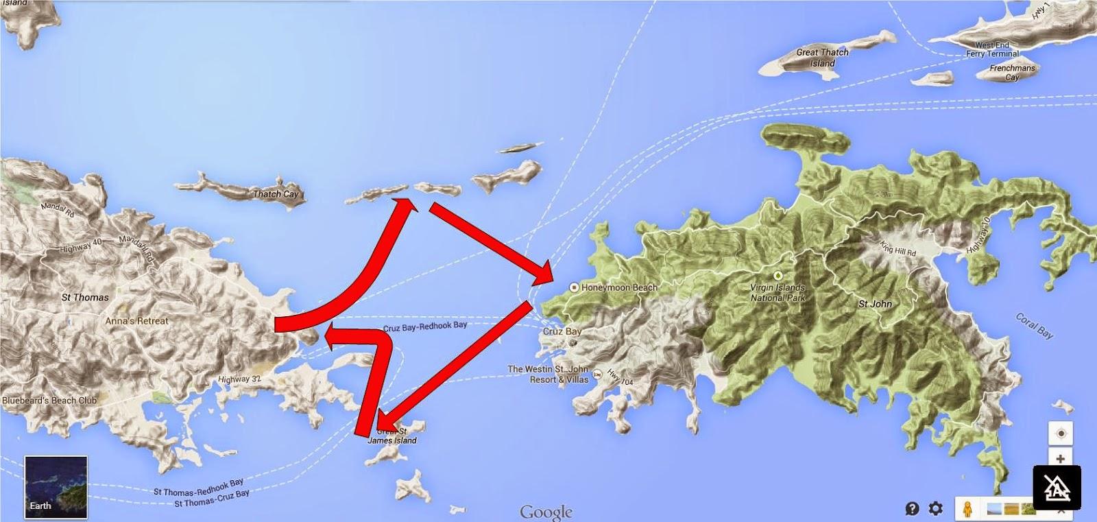 St John: Snorkeling & Snuba - Virgin Islands
