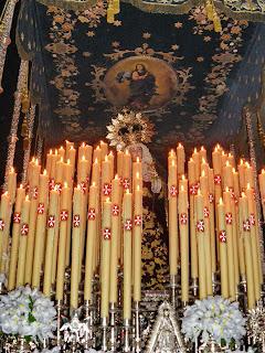 Semana Santa de San Juan de Aznalfarache - Nuestra Señora de los Dolores