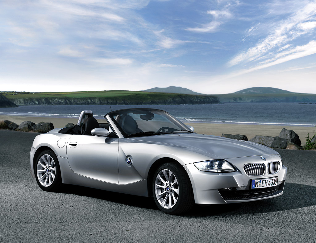 bmw z4 roadster cars pictures gallery. Black Bedroom Furniture Sets. Home Design Ideas
