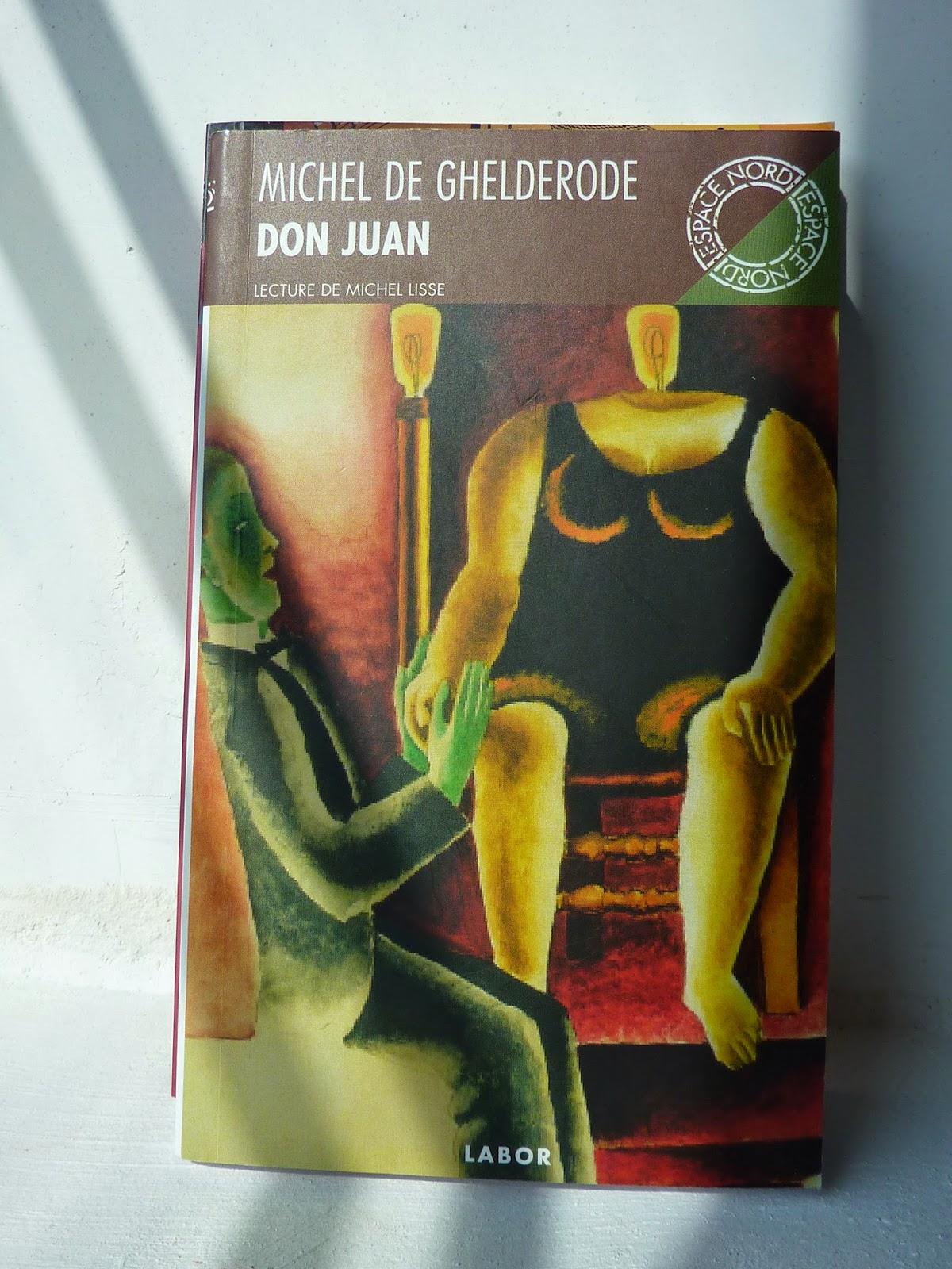 Don Juan - Ghelderode