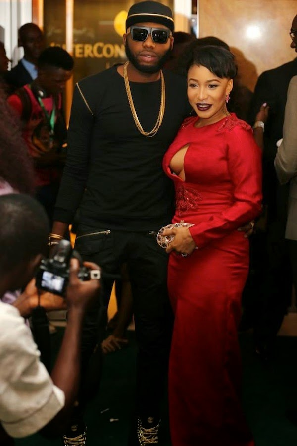 Tonto dikeh gave her stylsit swanky jerry 500,000
