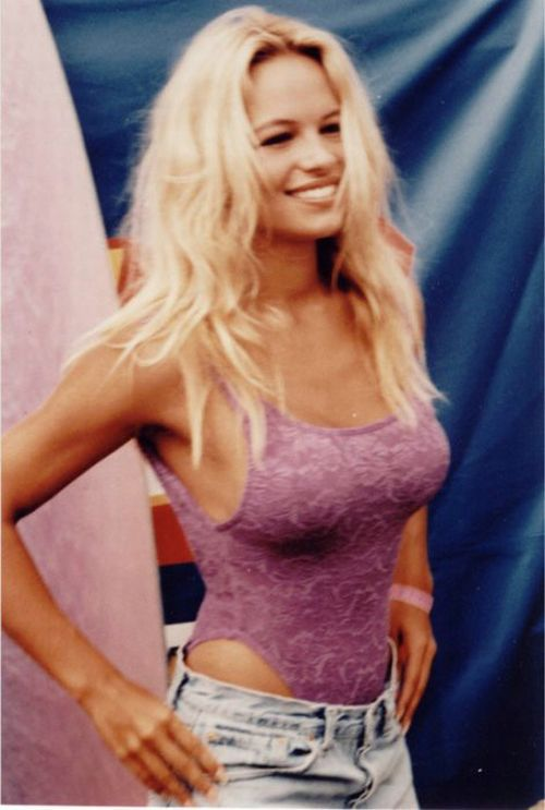 Chatter Busy: Pamela Anderson Before Plastic Surgery