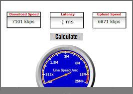 PC speed calculator