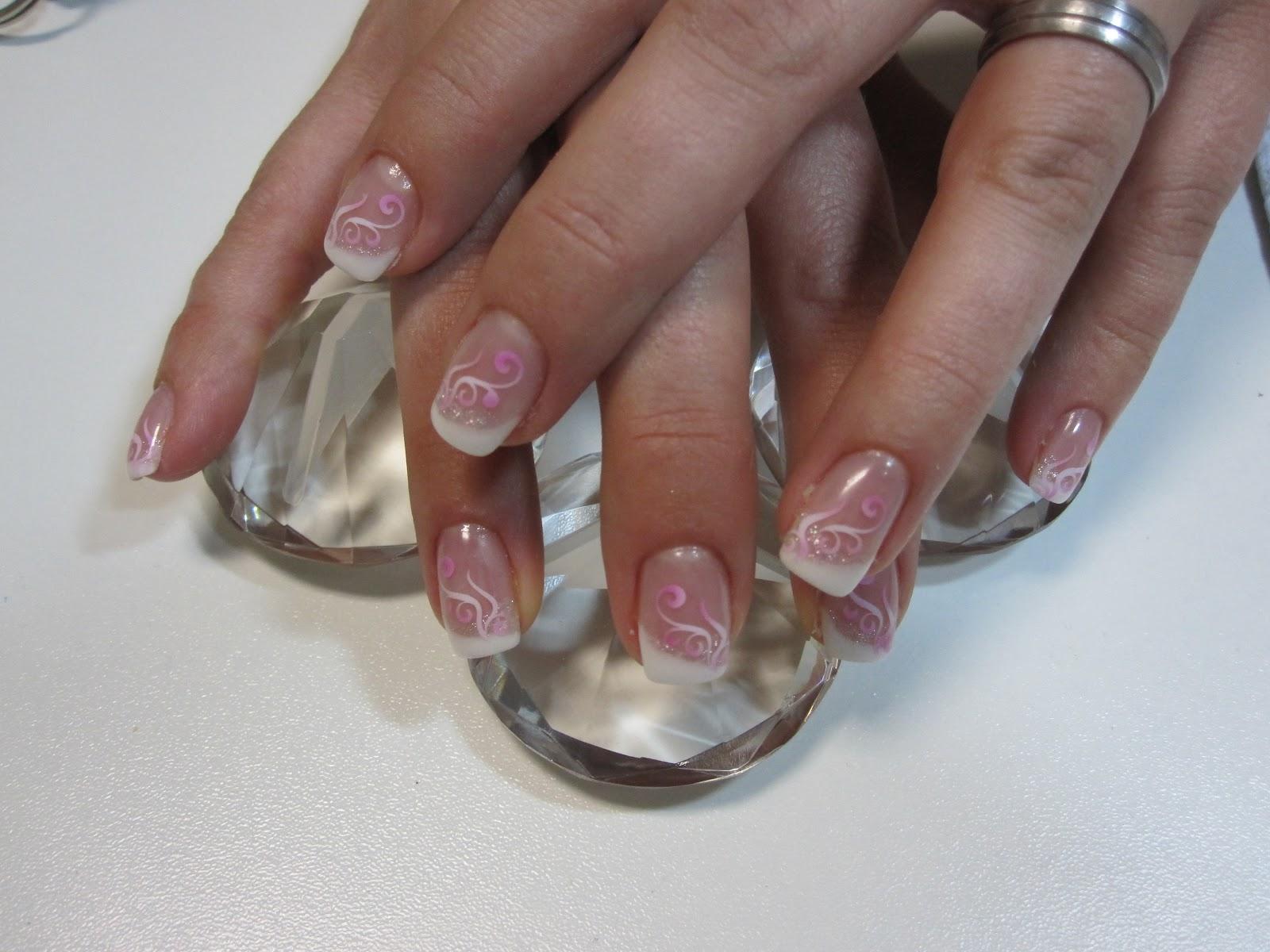 nails point by sybille ausbildungen hessen french n gel. Black Bedroom Furniture Sets. Home Design Ideas