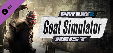PayDay 2 The Goat Simulator Heist PC Game Free Download