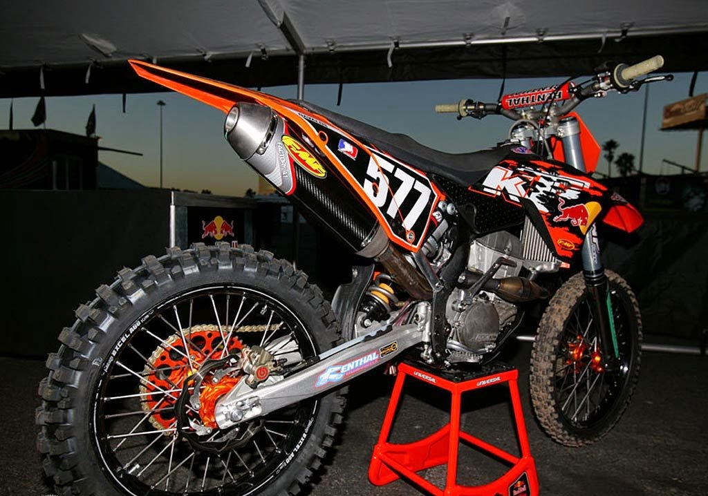KTM 250F-SX New Bikes HD Wallpapers