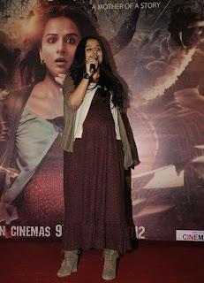 WWW..BLOGSPOT Bollywood Hindi Actress Vidya Balan Unveiling The First Look Of
