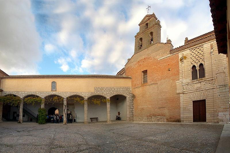 Baños Arabes Tordesillas:Monasterio De Santa Clara