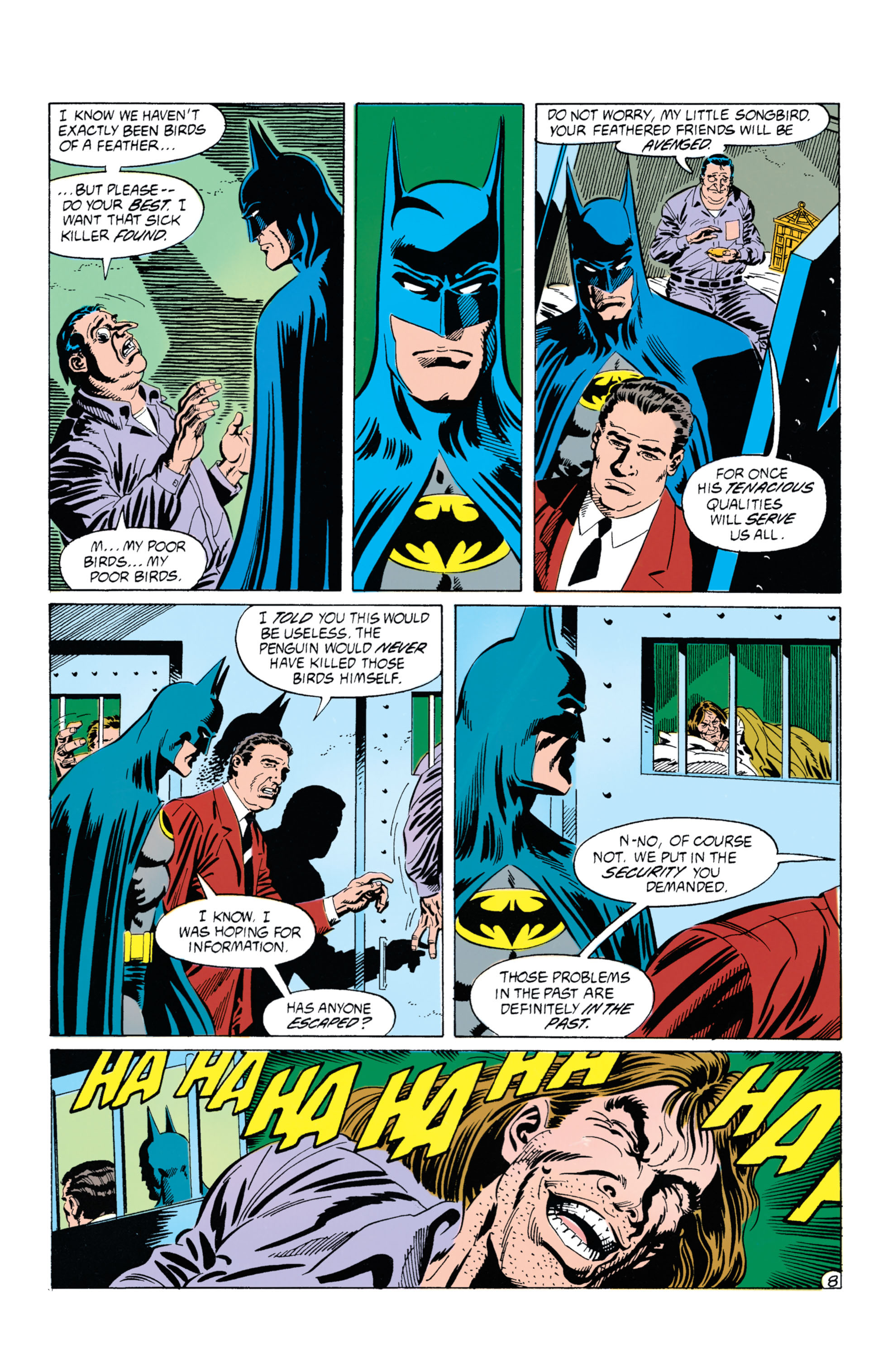 Detective Comics (1937) Issue #628 Page 9