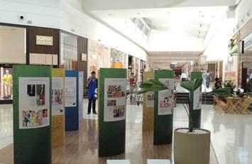 Shopping Grande Rio apresenta exposição de HQ