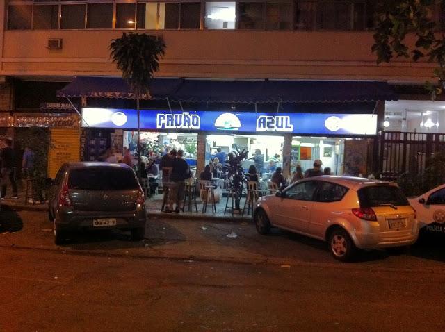 Pavão Azul, Rio de Janeiro, boteco, cerveja, Original, Copacabana