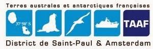 Présentation du district de Saint-Paul et Amsterdam