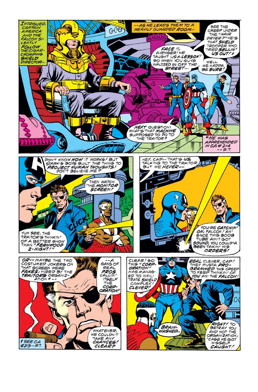 Captain America (1968) Issue #217 #131 - English 7