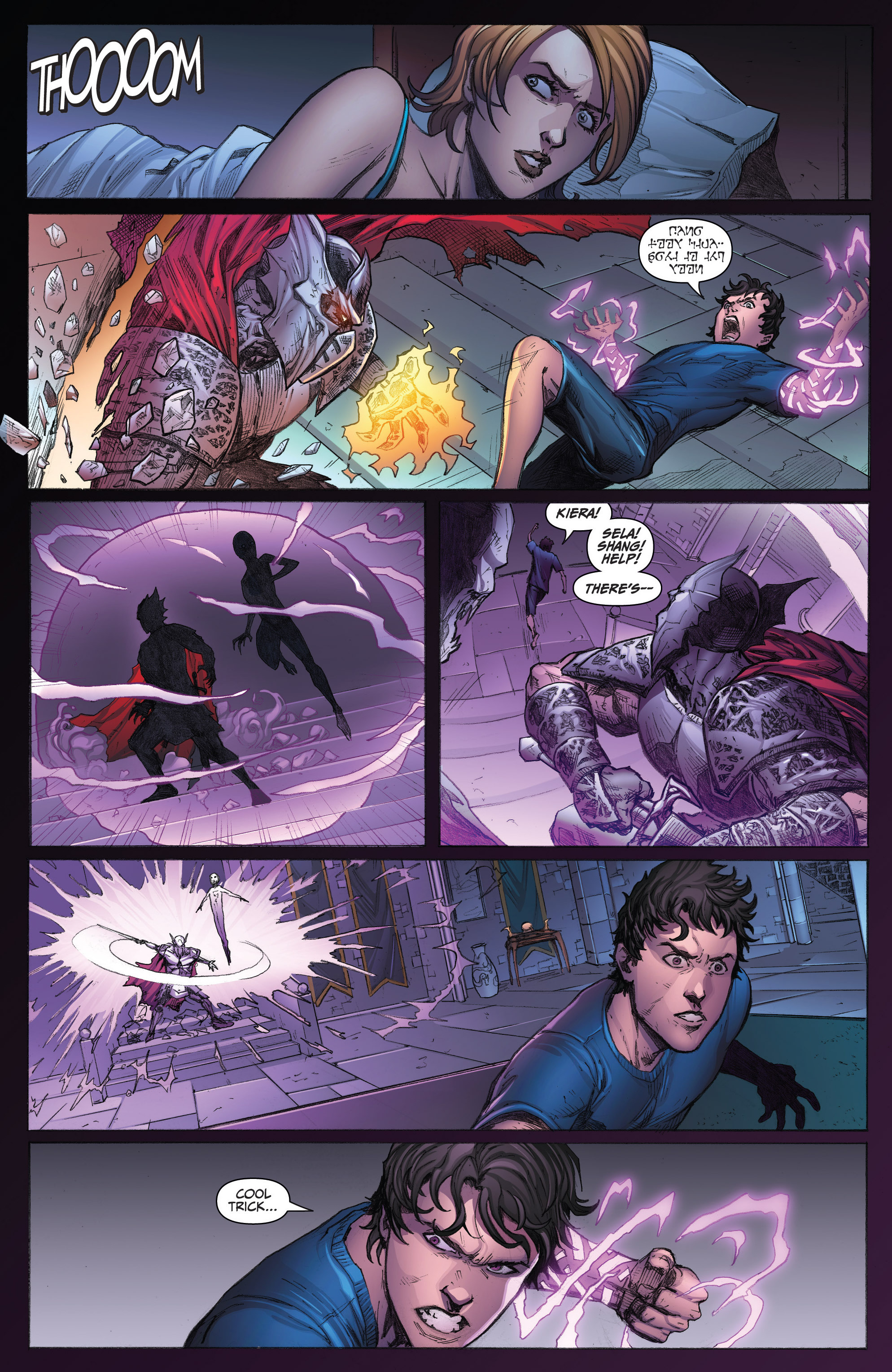 Grimm Fairy Tales (2005) Issue #116 #119 - English 18