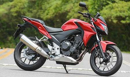 harga kredit Honda CB500F