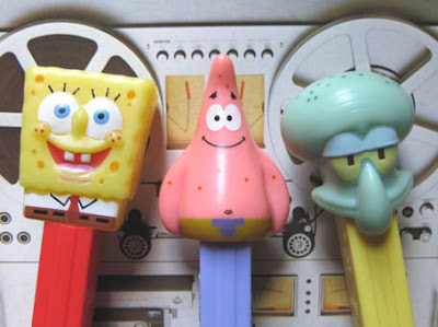 It's the PEZ candy dispenser!