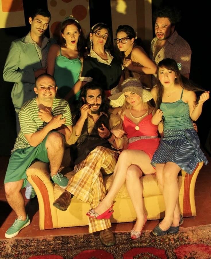 Teatro Nivel III 2013