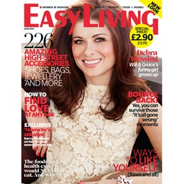 Easy+Living Easy Living Competition Winner!