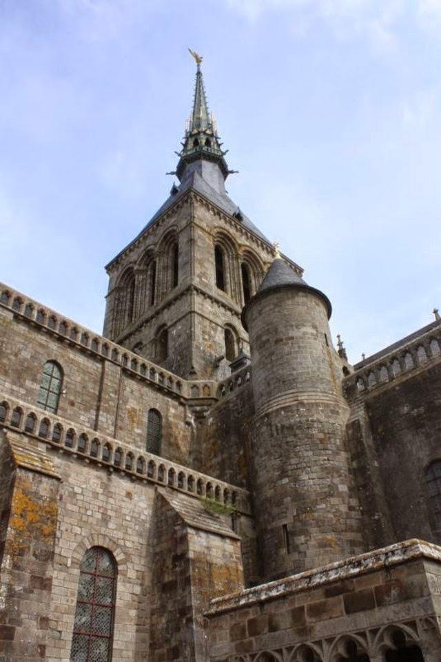 58. Mont St. Michel (France)