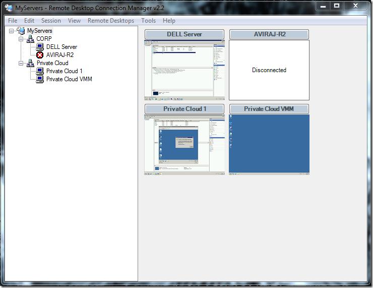download microsoft remote desktop client windows 7