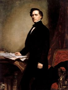 Franklin Pierce (1853-1857)