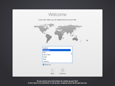 lokasi OS X El Capitan
