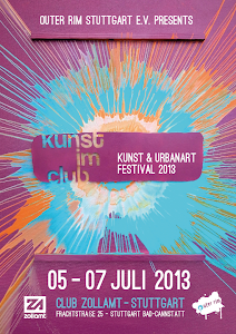 Kunst im Club Festival