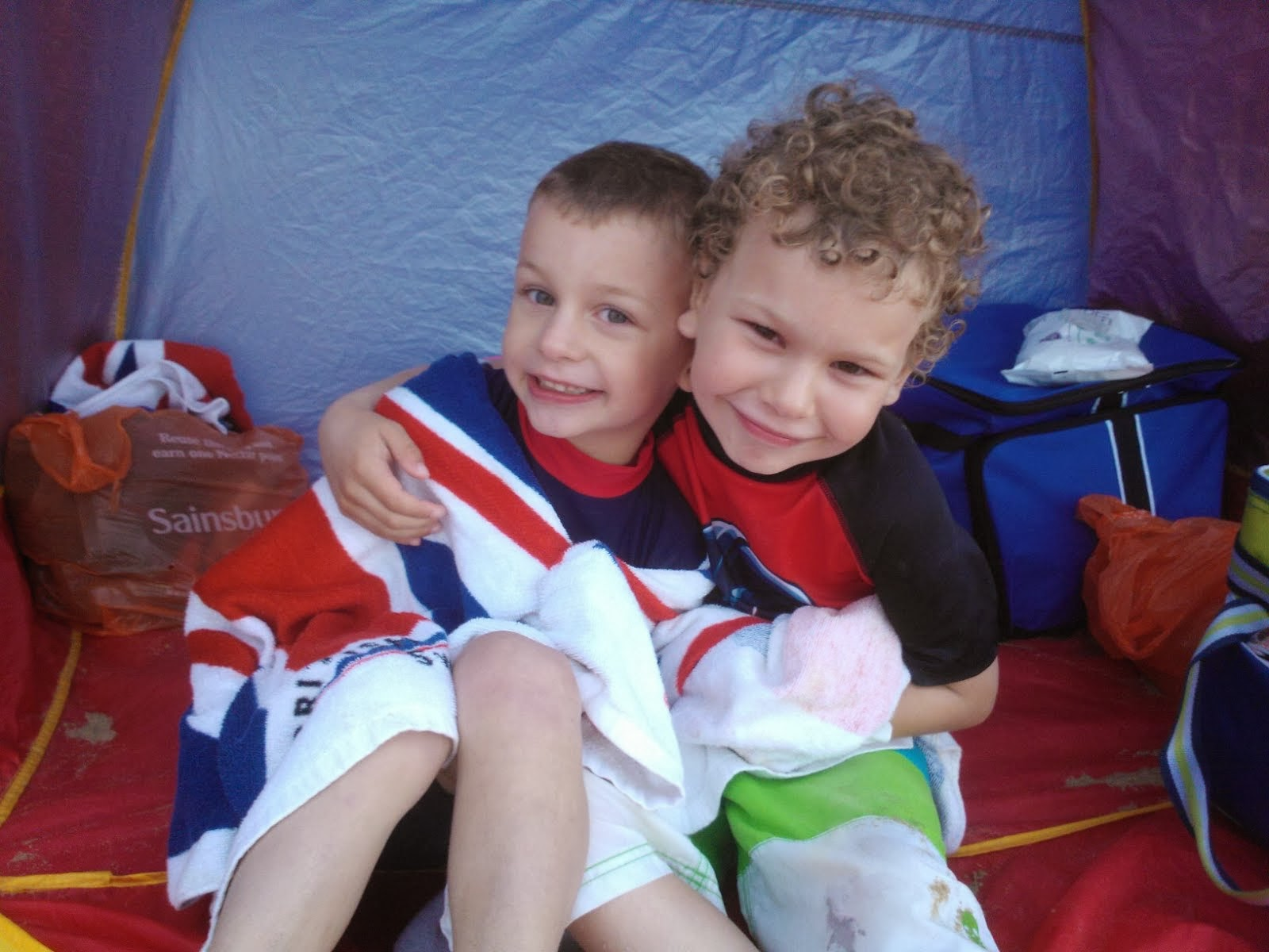 My Cheeky Little Grandsons