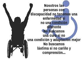 Dignificando la condición de las Personas con Discapacidad