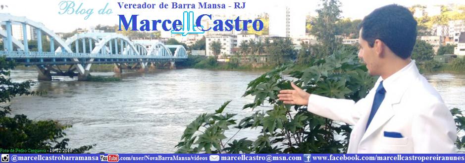MARCELL CASTRO de Barra Mansa