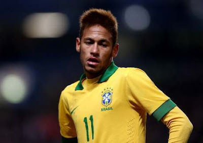 Like Romario, Ronaldinho and Messi, Neymar Deserves play in Barca