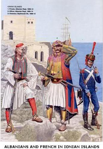 Regiment Albanaise