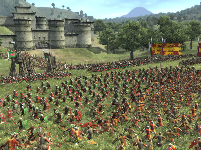 free online medieval war games no downloading