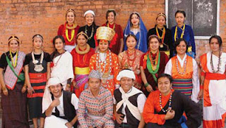 People of Nepal - different communities