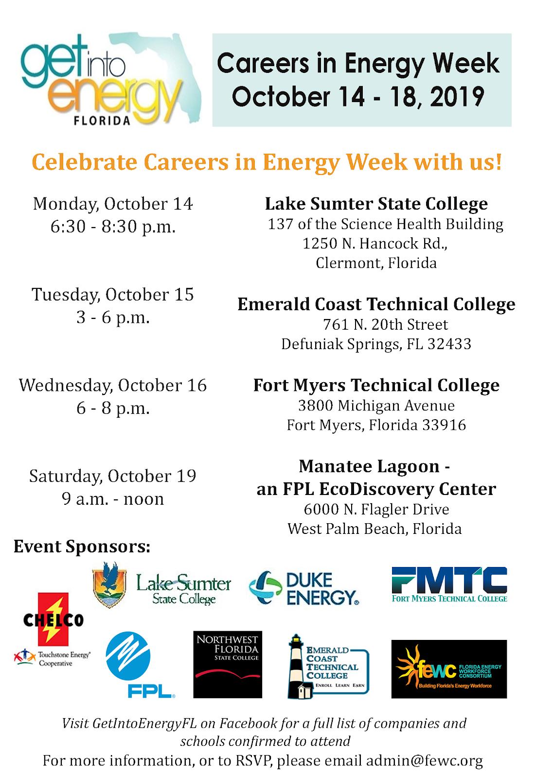 Careers in Energy Week (CiEW)
