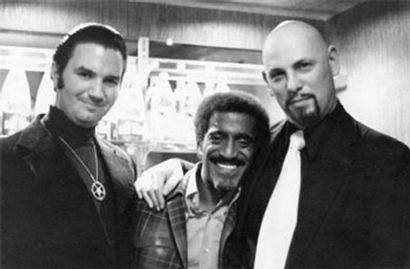 Anton LaVey & Sammy Davis Jr.