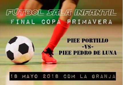 FINAL COPA FS INFANTIL 18/05/2018