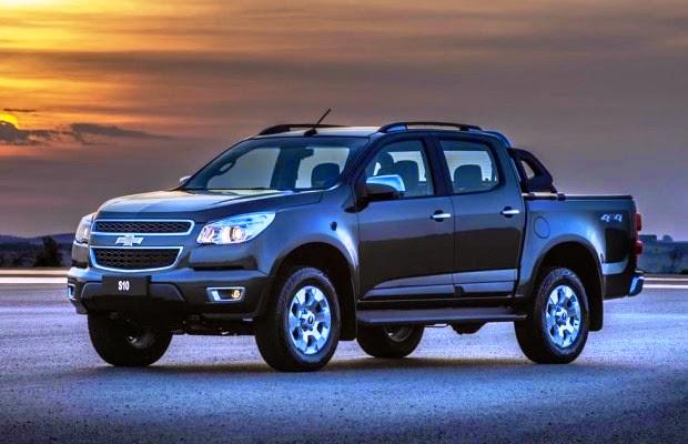 Chevrolet S10 2015 preço, consumo, fotos