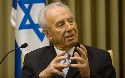 Presiden Shimon Peres