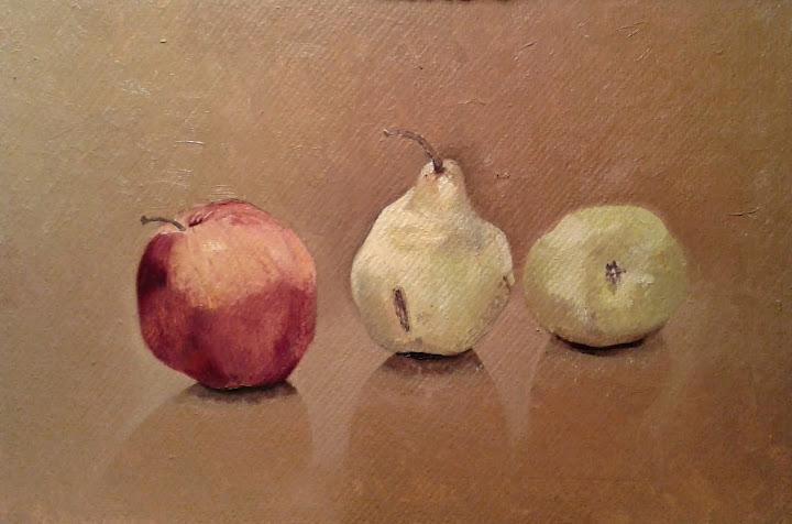 """""""Manzana y peras"""""""
