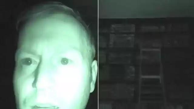 Ποιός Μετακινεί την Σκάλα αφού… Κανείς Δεν Είναι Εκεί; (video)