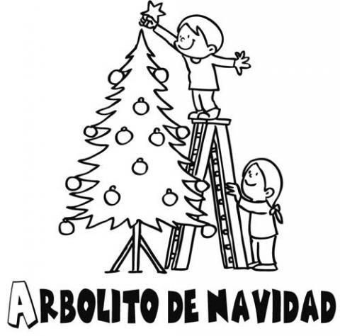 Plantamer villancicos de navidad - Arbol de navidad para ninos ...