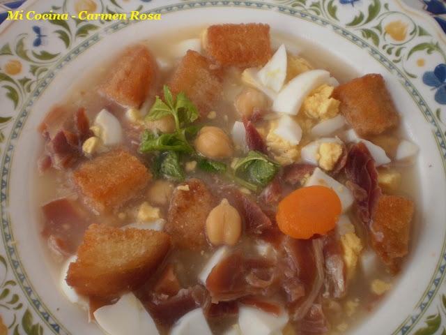 Mi cocina feliz a o 2013 recetas varias de los montes de for Mi cocina malaga