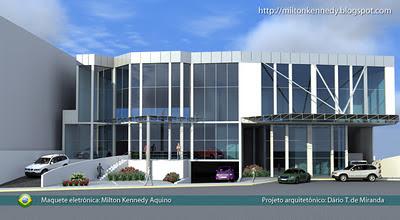 Projeto centro de convenções