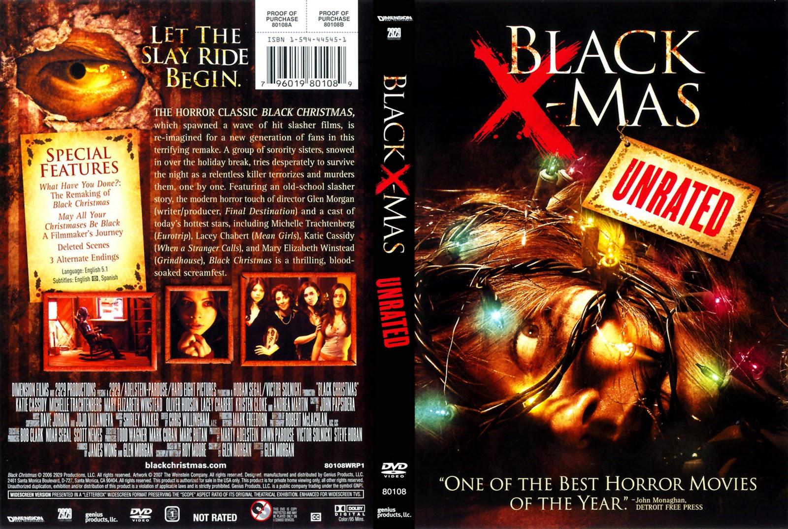 dvd review black christmas 2006 - Black Christmas 2006
